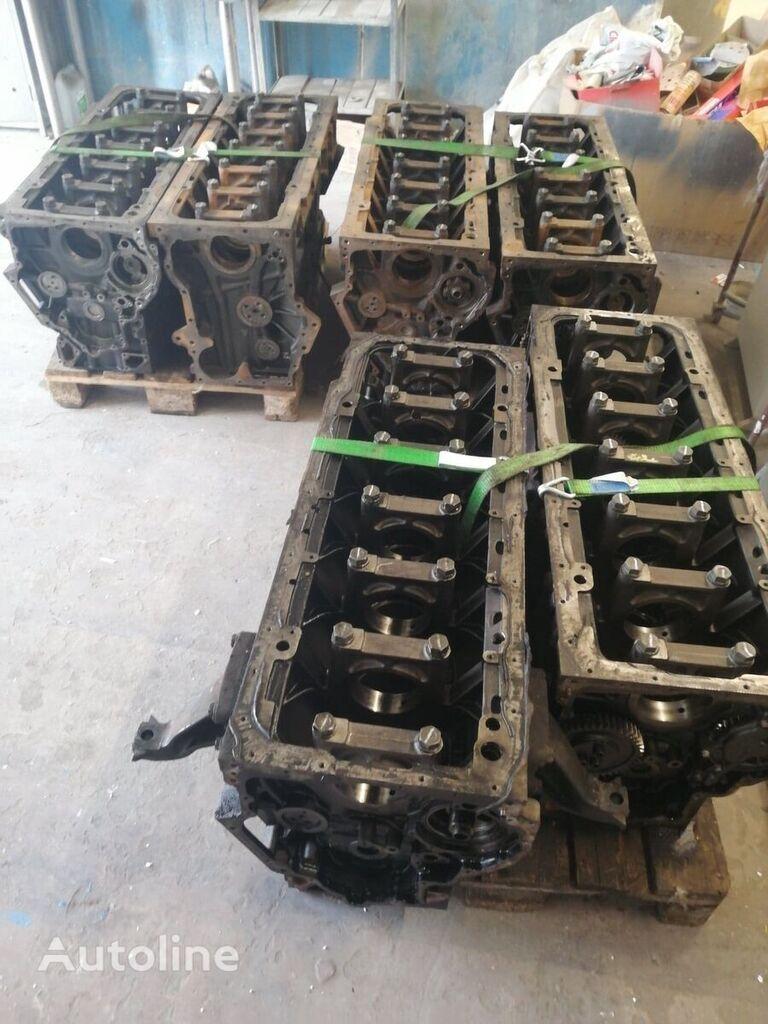 MAN D26 480 540 D2676LF bloque de motor para MAN TGA TGS TGX  tractora