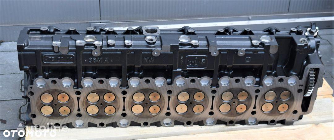 MAN D20 D20 310 350 390 400 430 culata para MAN TGA TGS TGX   tractora