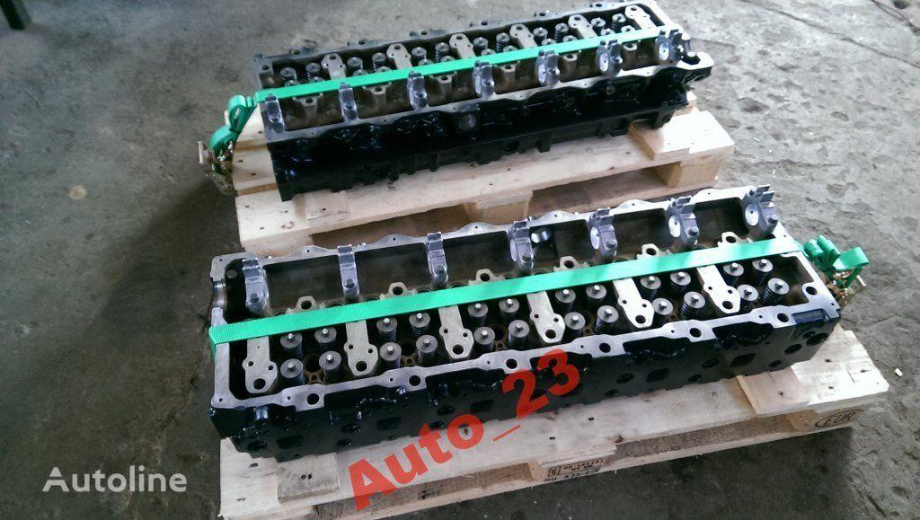 MAN D2066LF Euro3 Euro4 Euro5 D20 E3 E4 E5 CylinderHead culata para MAN TGA TGX TGS  camión