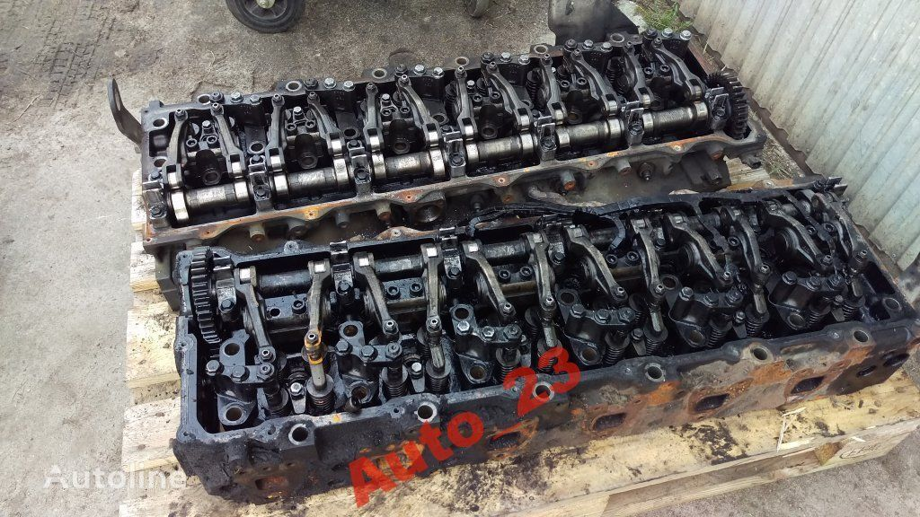 MAN TGX 530 480 Glowica D2676 CylinderHead D26 E4 E5 (D2676LF) culata para camión