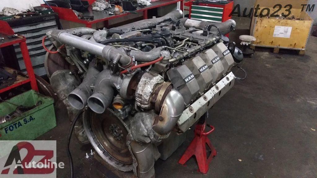 LIEBHERR D28 (D2868LF) motor para MAN TGX    camión