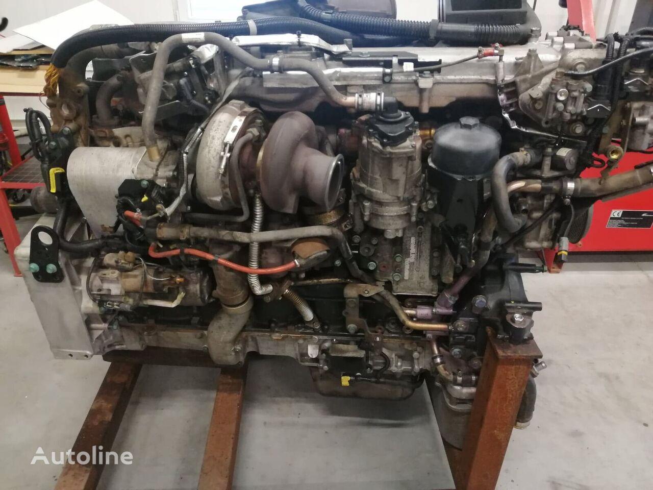 MAN D2676 LF 46 motor para MAN TGX camión